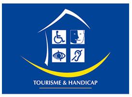 Label Handicap moteur