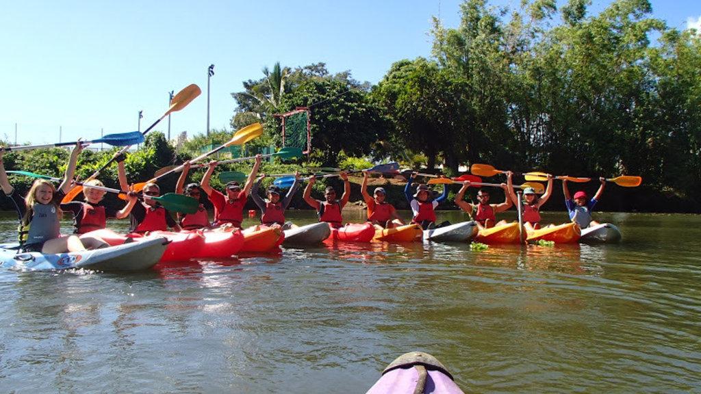 Carte Bleue Kayak.Niagara Canoe Kayak Club Carte De La Reunion
