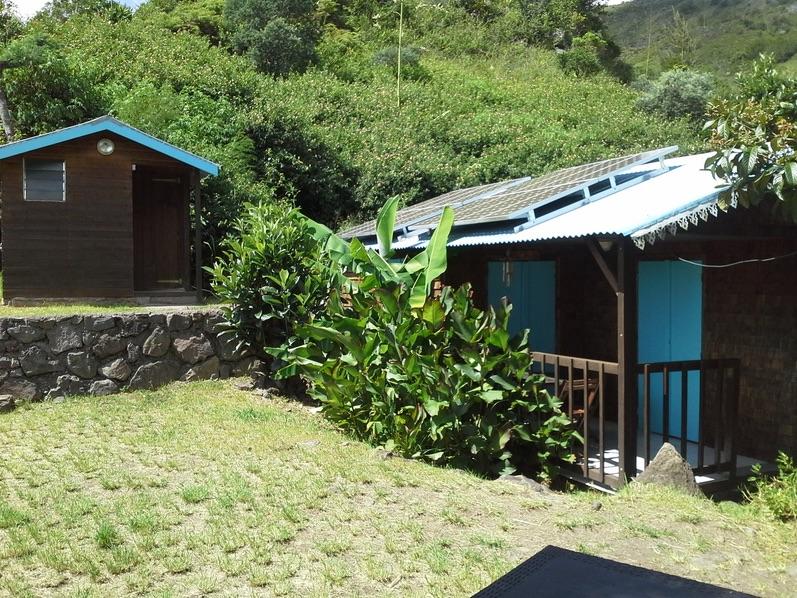 Ti Kaz Bleu - Carte de La Réunion