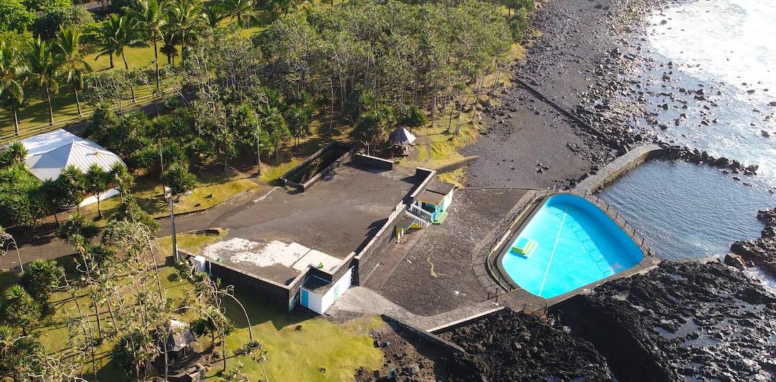 Carte Au Tresor Nom Anglais.Puits Des Anglais Carte De La Reunion