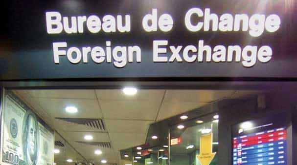 International currency exchange bureau de change carte - Comparateur de bureau de change ...