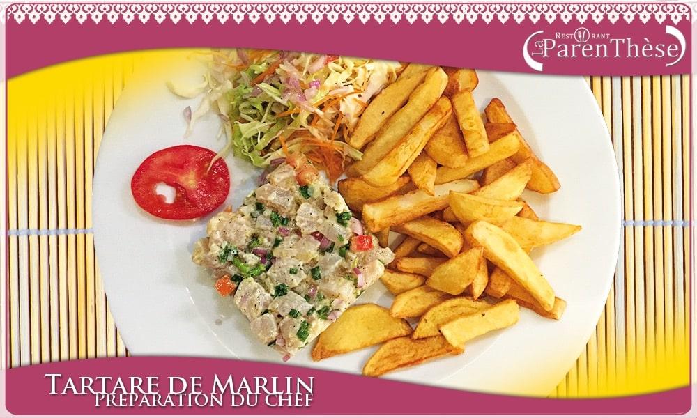 Restaurant la parenthese cuisine la reunion carte de la - Cuisine de la reunion ...