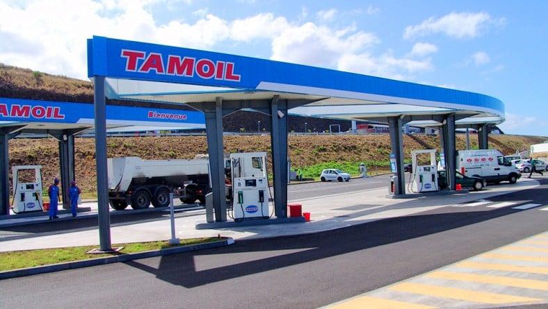 Station-service Tamoil Bellevue - Carte de La Réunion 36bb7bc6f15